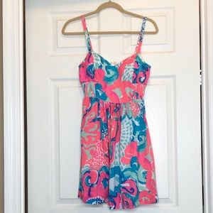 Lilly Pulitzer Christine Coral Reef I'm So Jelly
